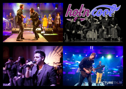 Hot'n Cool Party, Eventband, Miss Kavila, Liveband, Partyband, Band für, Band buchen