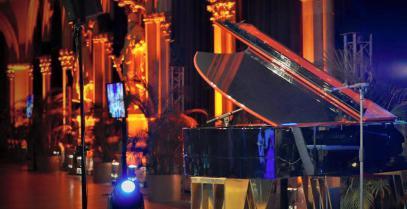 Dinnermusik, Loungeband, Akustik, Sängerin, Sänger, Piano