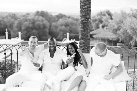 Deine Band - Musiker, Bands und Sänger Mallorca buchen. Hochzeitsband und Liveband für Events und Hochzeiten oder Trauungen auf Mallorca buchen bzw. mieten.