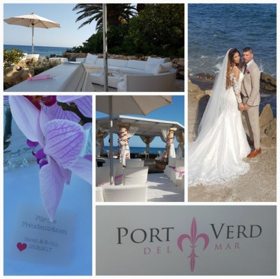 Port Verd Mallorca, Trauungen und Hochzeit auf Mallorca mit DeineBand. Sänger und Sängerin mit Musiker für Zeremonie und Trauung bei DeineBand buchen. Die schönsten Lieder für Ihre Hochzeit.