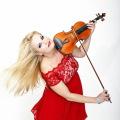 Violine und Geige mit Dj oder Band